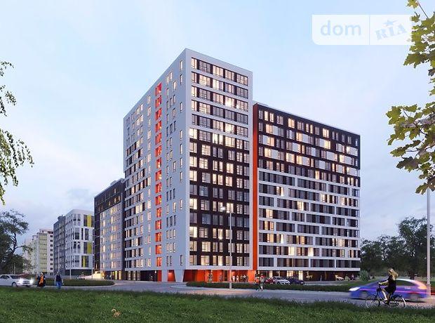 Продажа квартиры, 1 ком., Львов, р‑н.Сыховский, Зеленая улица, дом 269