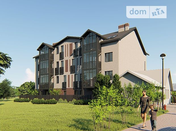 Продажа двухкомнатной квартиры в Львове, на ул. Грушевского Михаила район Винники фото 1