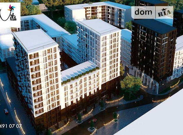 Продажа квартиры, 2 ком., Львов, р‑н.Зализнычный, Железнодорожная улица