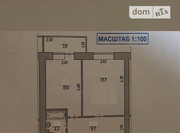 Продаж квартири, 1 кім., Львів, Винна Гора