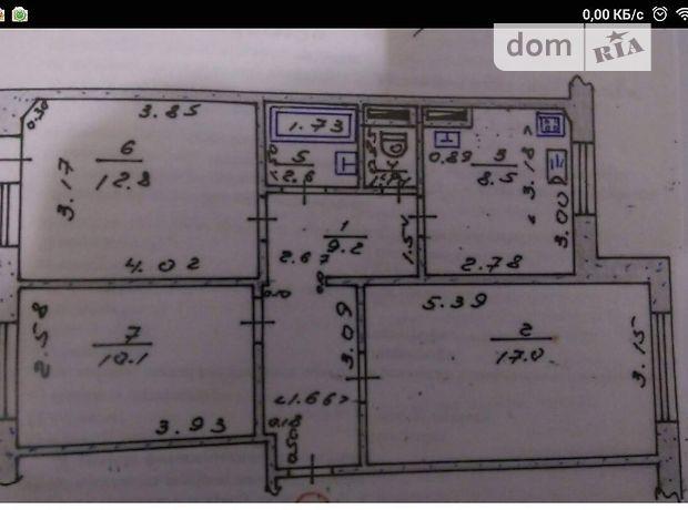 Продажа трехкомнатной квартиры в Макарове, на Проектная район Макаров фото 1