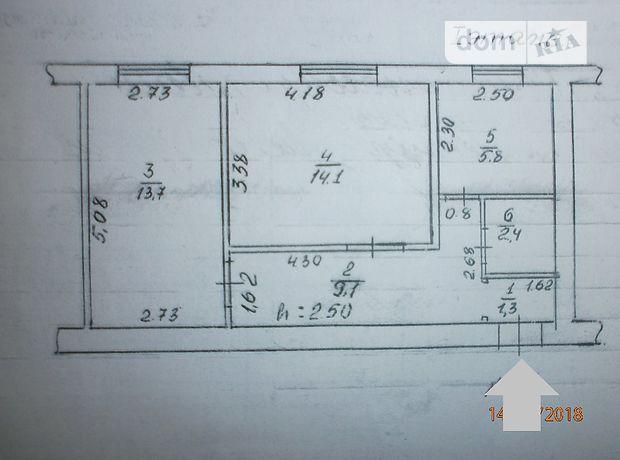 Продажа квартиры, 2 ком., Запорожская, Мелитополь, р‑н.Кирова, Интеркультурная