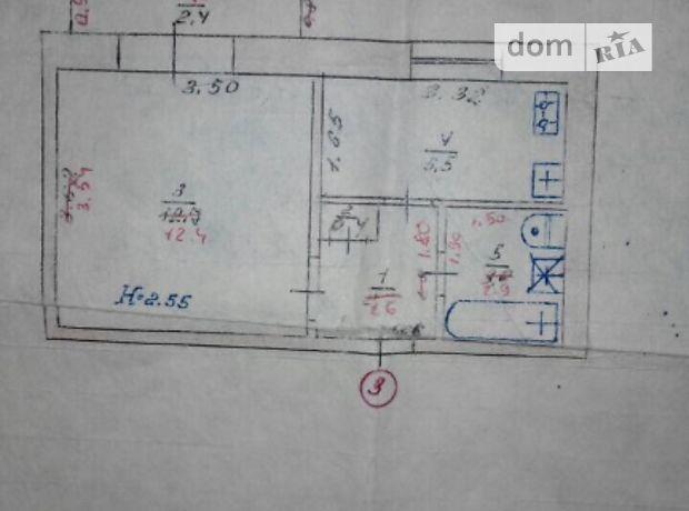 Продажа квартиры, 1 ком., Запорожская, Мелитополь, р‑н.Микрорайон