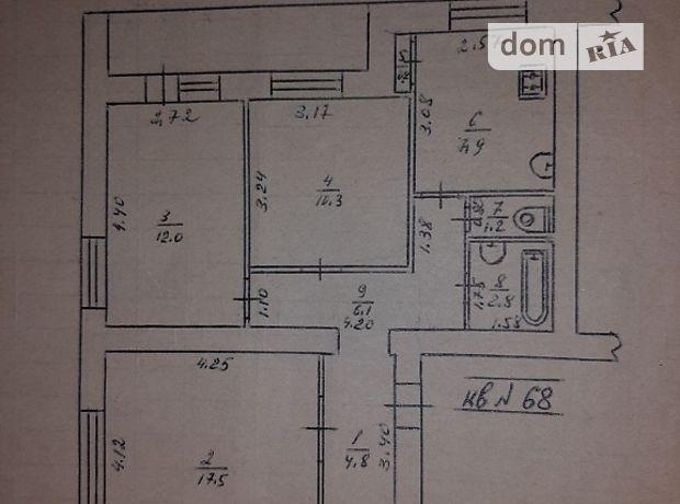 Продажа трехкомнатной квартиры в Миргороде, на Гоголя 162, фото 2