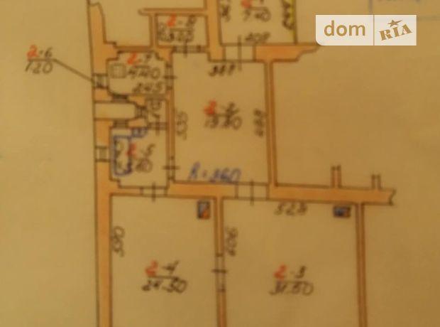 Продажа трехкомнатной квартиры в Мукачеве, на Грушевського район Мукачево фото 1
