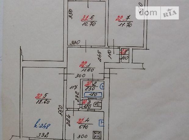 Продажа квартиры, 3 ком., Закарпатская, Мукачево, Петефі