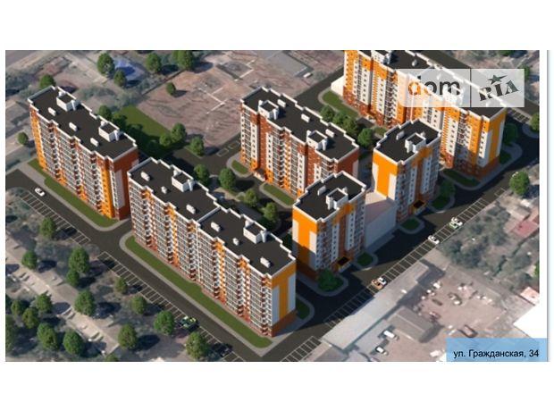 Продажа квартиры, 1 ком., Николаев, Гражданская , дом 34