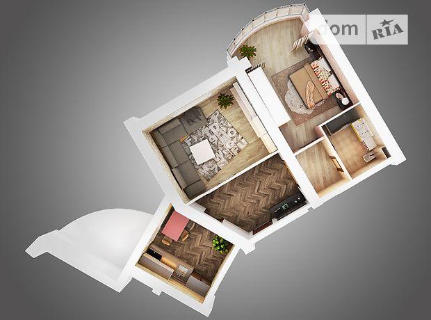 Продажа однокомнатной квартиры в Николаеве на ул. Лазурная район Намыв, фото 1