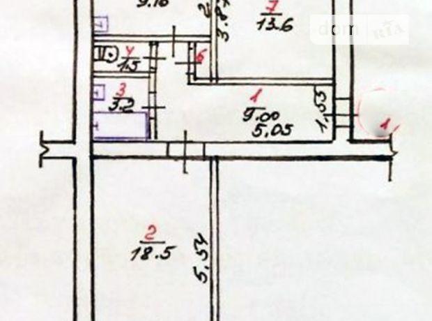 Продажа квартиры, 2 ком., Николаев, р‑н.Сухой фонтан, Правды улица