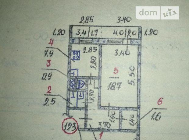 Продажа квартиры, 1 ком., Николаев, р‑н.Центральный, Колодезная улица , дом 18