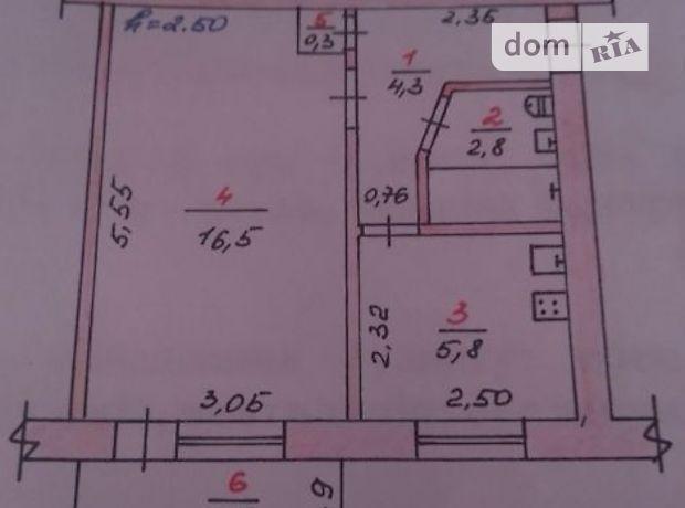 Продаж однокімнатної квартири в Миколаєві на вул. Олійника район ЮТЗ, фото 1