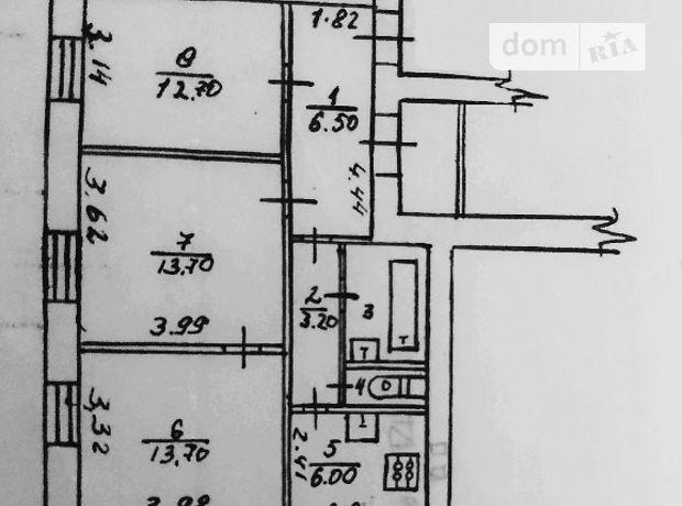 Продажа квартиры, 3 ком., Николаев, р‑н.Заводской, Фалеевская улица, дом 91