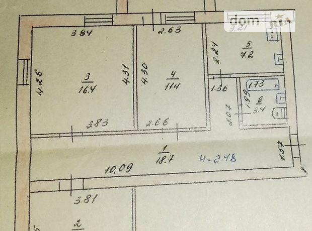 Продажа квартиры, 3 ком., Херсонская, Новая Каховка, р‑н.Новая Каховка, Букина, дом 70