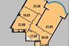Продажа трехкомнатной квартиры в Одессе, на плато Гагаринское 5/2 район Аркадия фото 5