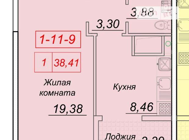 Продажа квартиры, 1 ком., Одесса, р‑н.Аркадия, Каманина улица, дом 16А/5