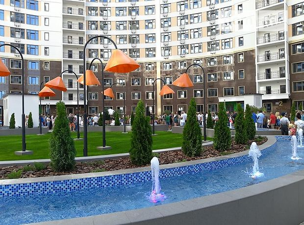 Продажа двухкомнатной квартиры в Одессе, на ул. Каманина район Аркадия фото 1