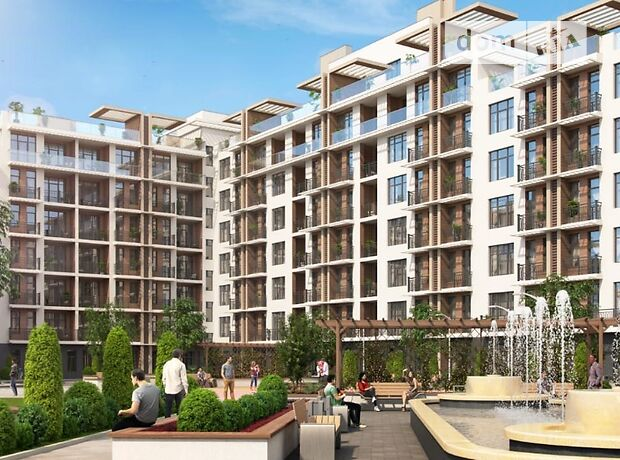 Продажа трехкомнатной квартиры в Одессе, на пер. Маячный район Большой Фонтан фото 1