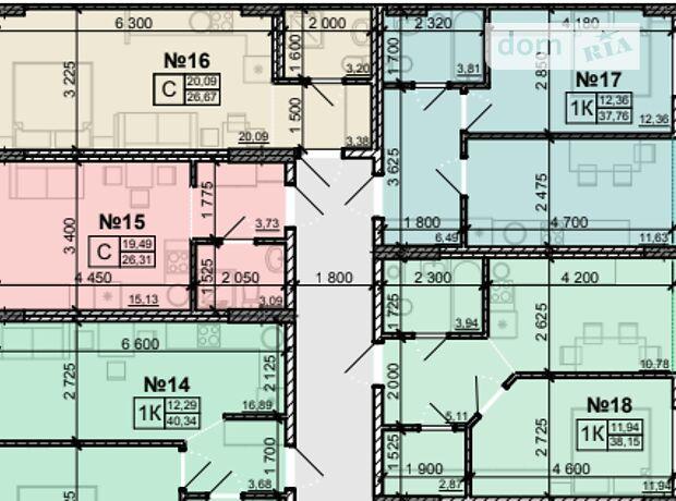 Продажа однокомнатной квартиры в Одессе, на ул. Академика Вильямса 95/3 район Киевский фото 1