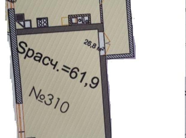 Продаж квартири, 1 кім., Одеса, р‑н.Київський, Фонтанська дорога
