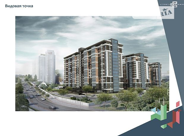 Продаж квартири, 1 кім., Одеса, р‑н.Київський