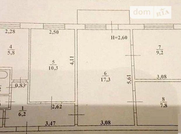 Продажа четырехкомнатной квартиры в Одессе, на ул. Маршала Малиновского район Малиновский фото 1