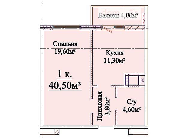 Продаж квартири, 1 кім., Одеса, р‑н.Малиновський, Прохоровская улица