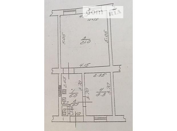 Продажа двухкомнатной квартиры в Одессе, на Средняя Осипенко район Малиновский фото 1