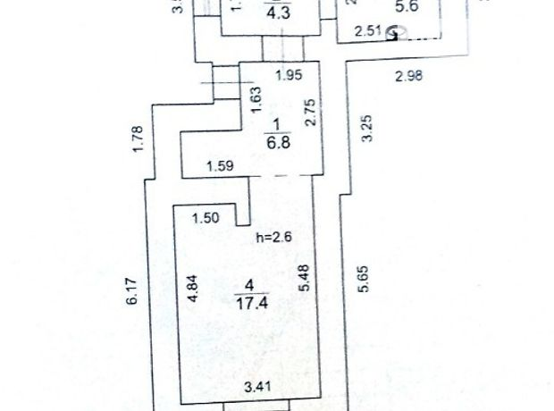 Продажа однокомнатной квартиры в Одессе, на ул. Черноморского казачества район Пересыпь фото 1