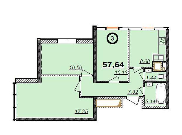 Продаж квартири, 3 кім., Одеса, р‑н.Приморський, Бассейная улица