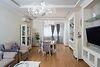 Продажа трехкомнатной квартиры в Одессе, на ул. Довженко 4 район Приморский фото 3