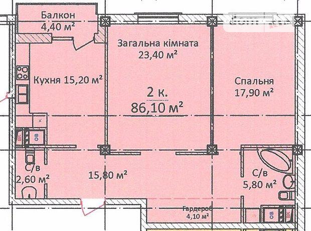 Продаж квартири, 2 кім., Одеса, р‑н.Приморський, Еврейская/Троицка