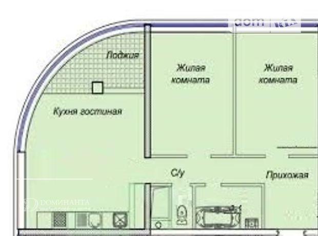 Продажа квартиры, 2 ком., Одесса, р‑н.Приморский, Каманина улица, дом 1а