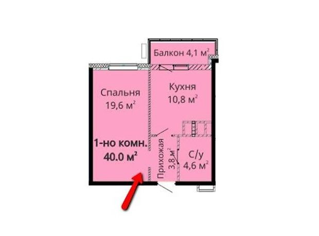 Продажа квартиры, 1 ком., Одесса, р‑н.Приморский, Михайловская улица