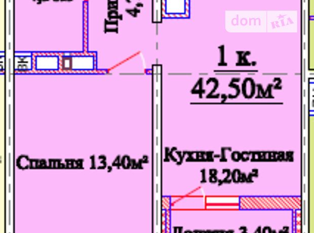 Продажа квартиры, 1 ком., Одесса, р‑н.Приморский, Толбухина улица