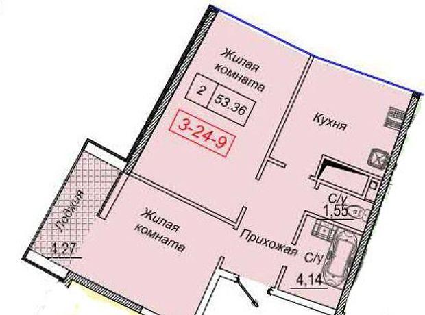 Продажа двухкомнатной квартиры в Одессе, на Аркадийский переулок район Приморский фото 1