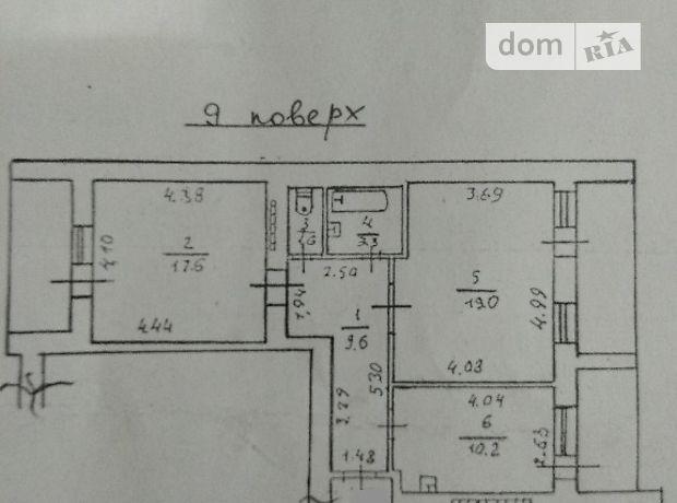 Продаж квартири, 2 кім., Одеса, р‑н.Суворовський, Академіка Сахарова вулиця