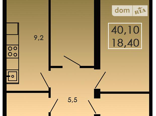 Продажа двухкомнатной квартиры в Одессе, на ул. Штилевая 21/1,, кв. 36, район Суворовский фото 1