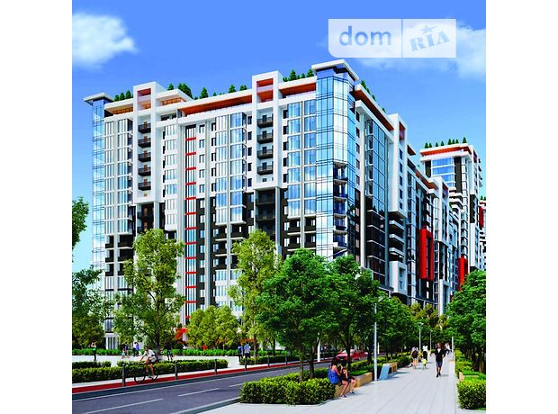 Продаж квартири, 1 кім., Одеса, р‑н.Таїрова, Ільфа і Петрова вулиця