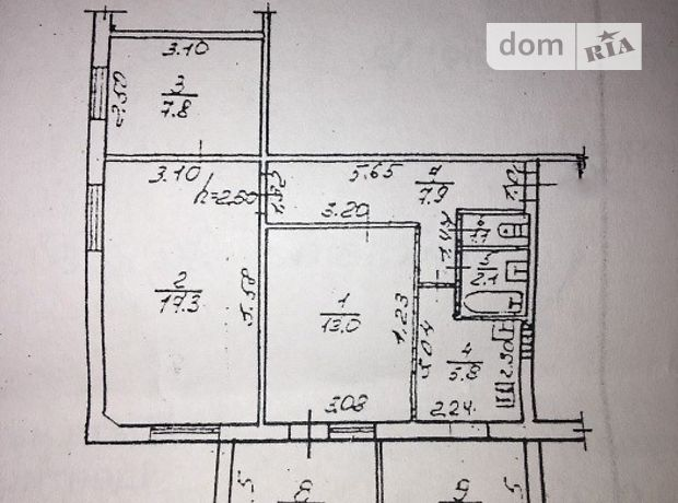 Продажа квартиры, 3 ком., Одесса, р‑н.Таирова, М Жукова