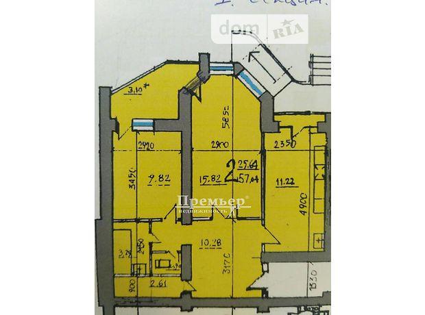 Продажа двухкомнатной квартиры в Одессе, на ул. Генерала Бочарова район Центр фото 1
