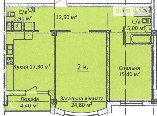 Продажа квартиры, 2 ком., Одесса, р‑н.Центр, Еврейская улица