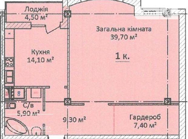 Продажа квартиры, 1 ком., Одесса, р‑н.Центр, Еврейская улица
