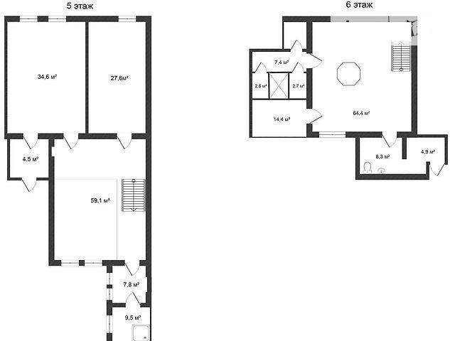 Продаж квартири, 7 кім., Одесса, р‑н.Центр, Гоголя