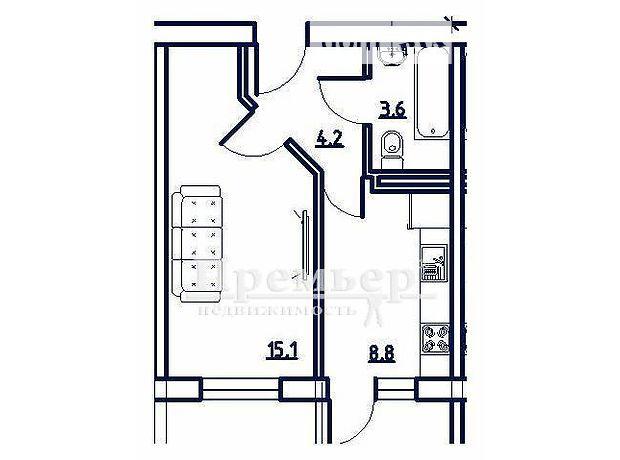 Продажа однокомнатной квартиры в Одессе, на ул. Красная район Центр фото 1