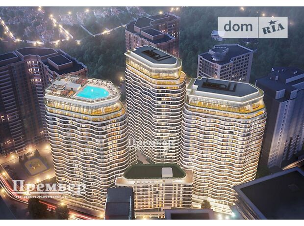 Продажа однокомнатной квартиры в Одессе, на плато Гагаринское 5 район Центр фото 1