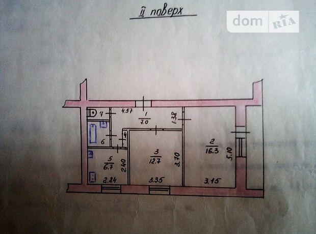 Продажа двухкомнатной квартиры в Овруче, на Гетьмана Выговського 68, район Овруч фото 1