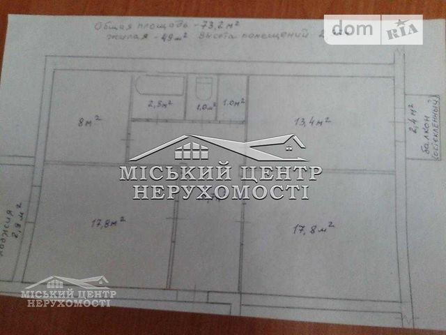 Продажа квартиры, 3 ком., Полтава, р‑н.5-я школа