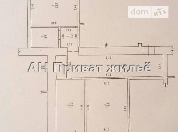 Продажа квартиры, 2 ком., Полтава, р‑н.Фурманова, Степного Фронта улица, дом 1