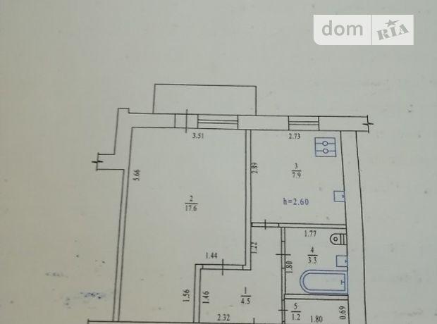 Продажа однокомнатной квартиры в Полтаве, на Дослідна район Институт связи фото 1