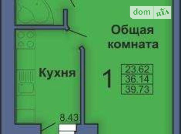 Продажа квартиры, 1 ком., Полтава, р‑н.Мотель